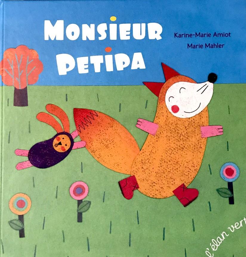 livre-monsieur-petipa-renard
