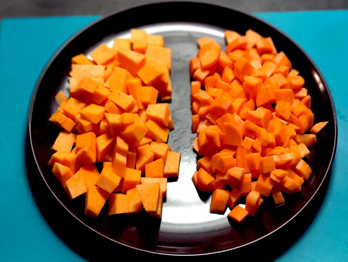 potiron-carotte-dés